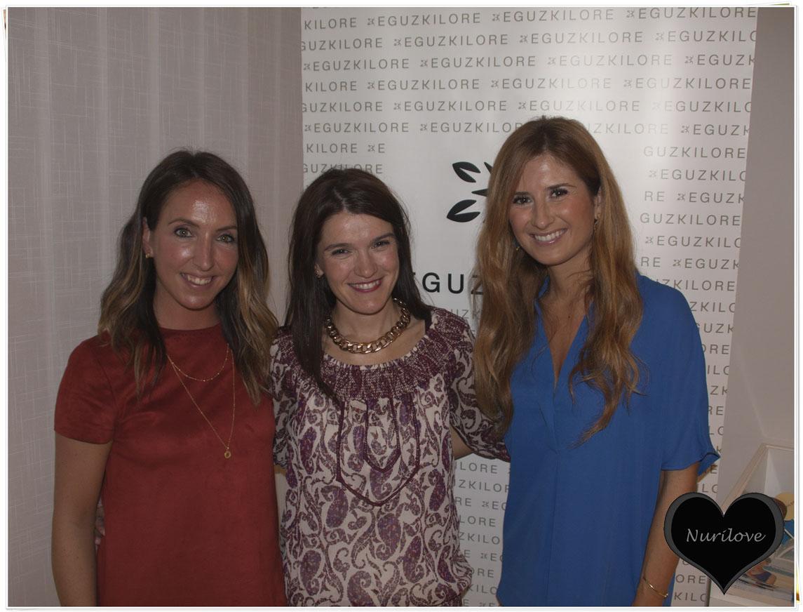 Con Leire y Rebeca