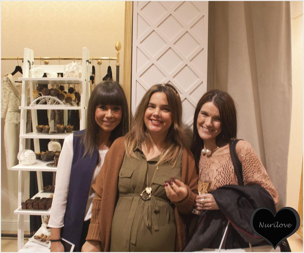Eli (La huella de mis tacones), Vanessa (I love Melita) y Nurilove
