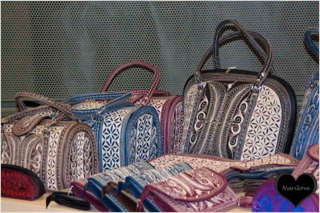 Bolsos artesanos hechos en Indonesia