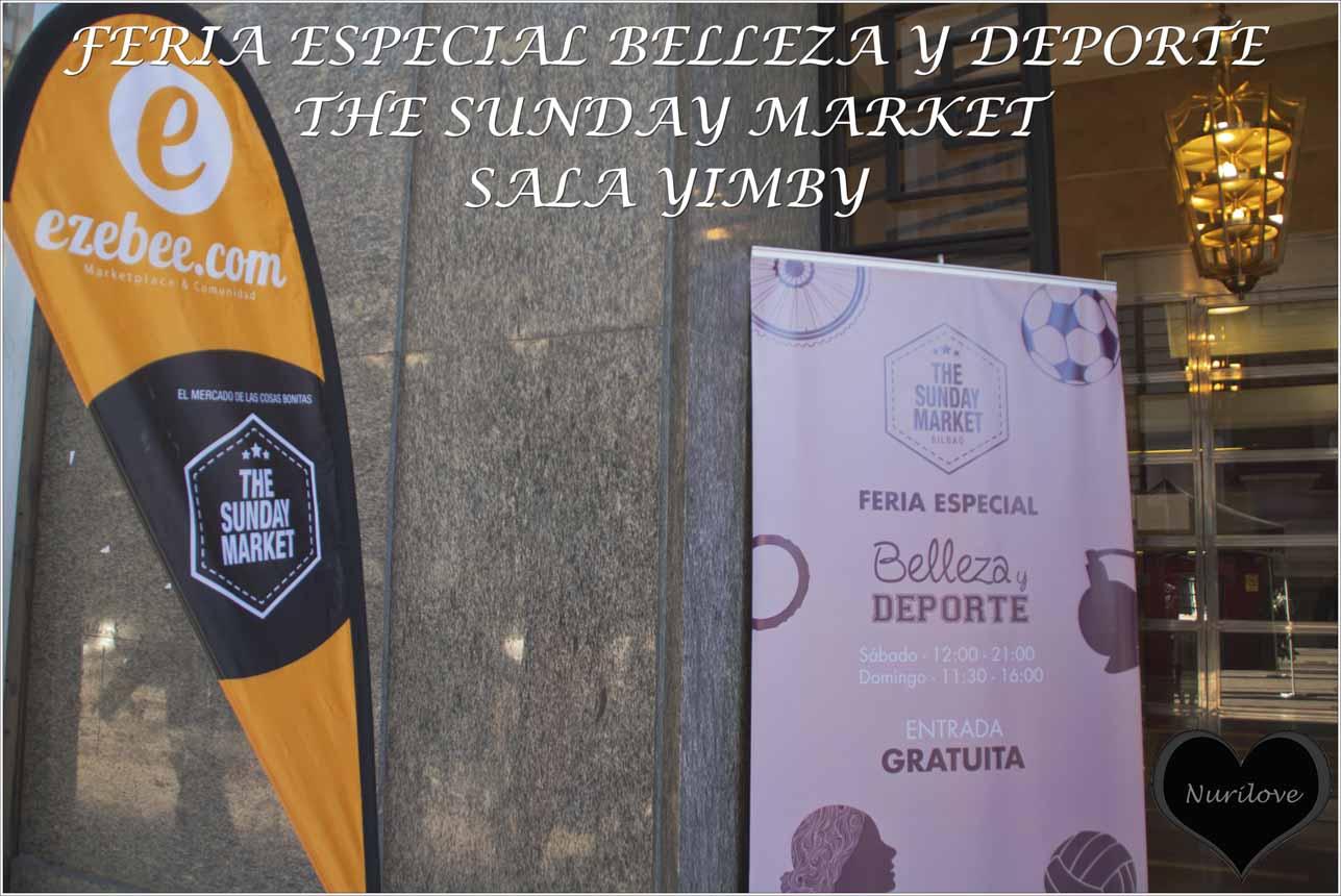 Feria especial de belleza y deporte en la Sala Yimby