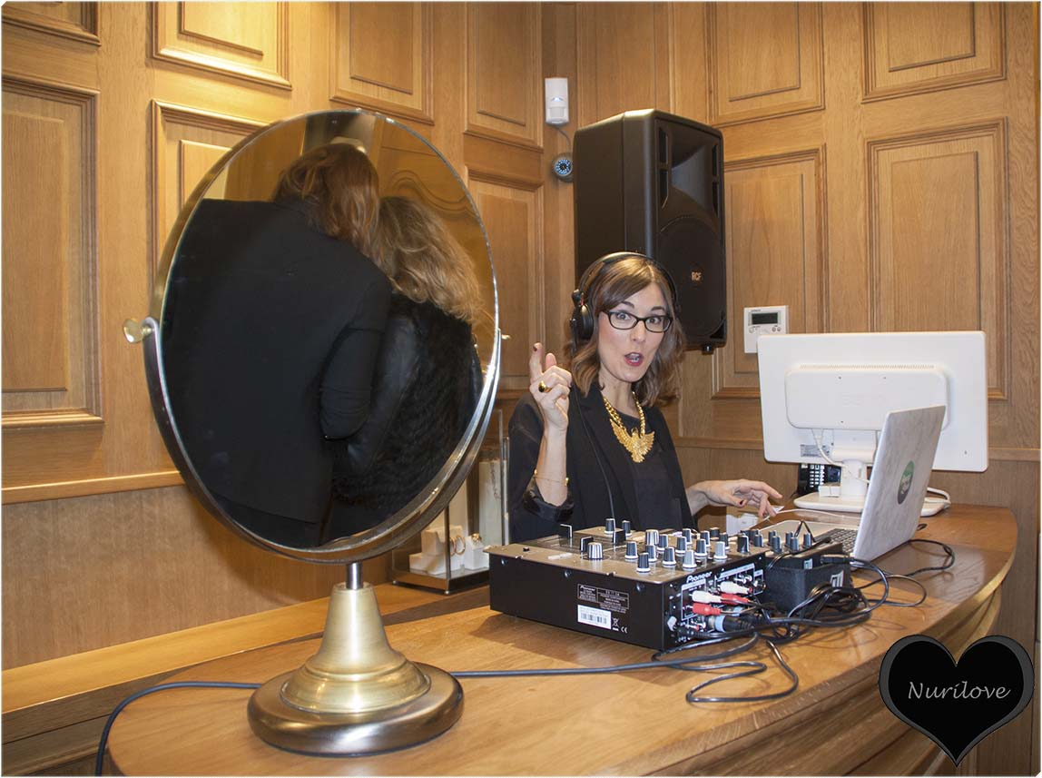Nuestra DJ