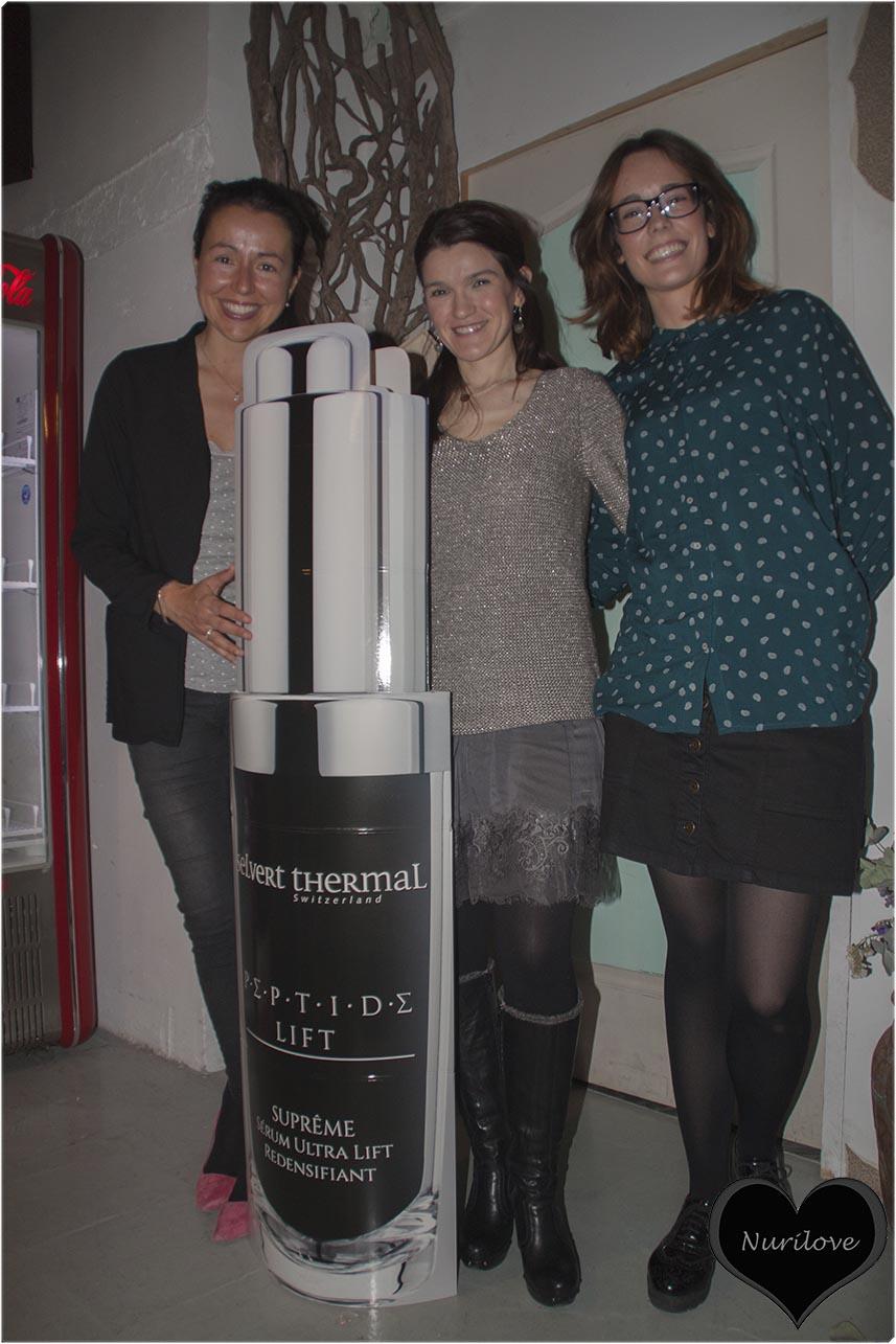 Con el equipo Selvert Thermal