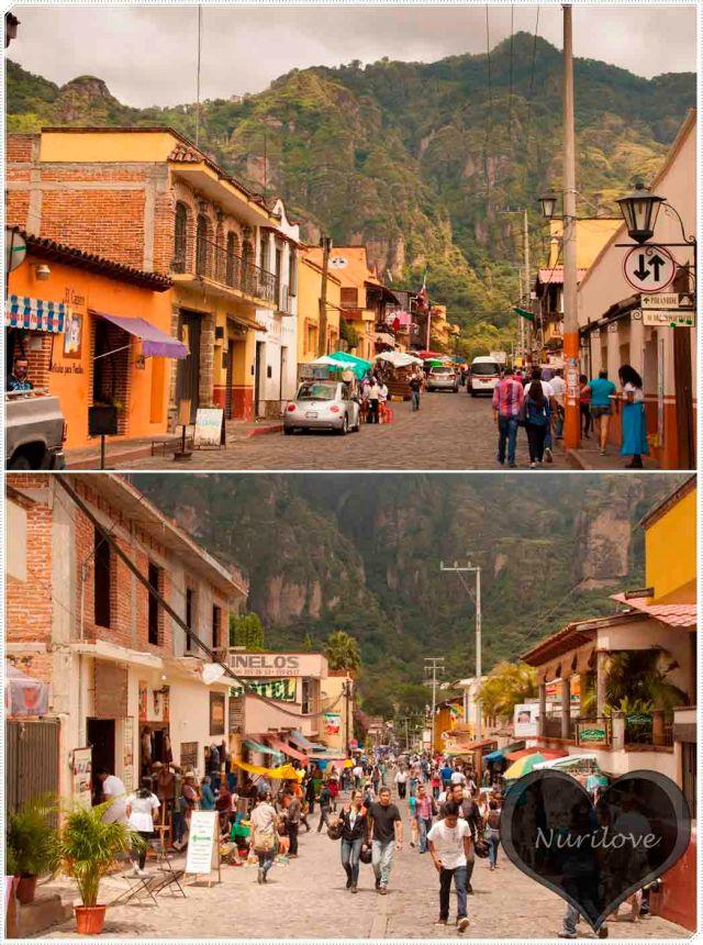 Calles típicas