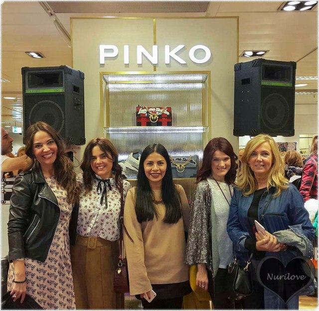 Ainhize, Vanessa, Ana, Leonor y yo
