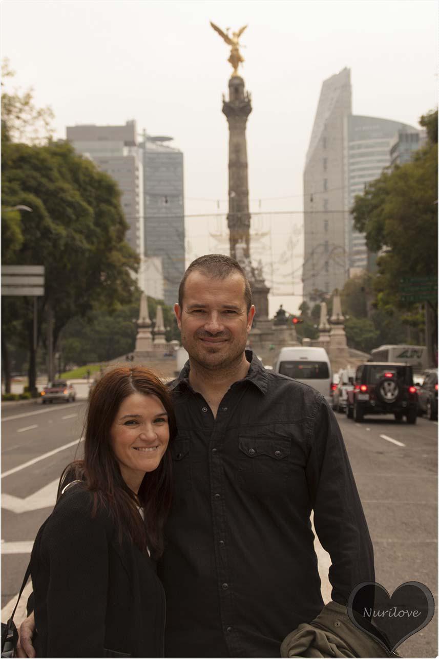 Columna del Angel de la Independencia